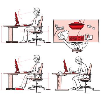 Ergonomic of computer workplace 2